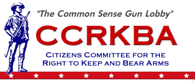 CCRKBA - Citizens Committee For The Right To Bear Arms