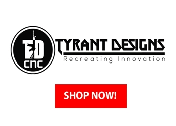 Tyrant Designs CNC - Lightweight AR15 Components