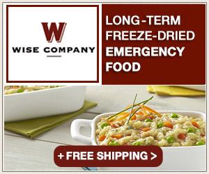 Wise Food Storage - Survivual and Emergency Foods