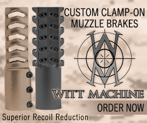 Witt Machine - Custom Made Muzzle Brakes